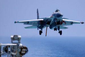 Thất vọng với J-15, Trung Quốc định thay bằng máy bay tiêm kích mới