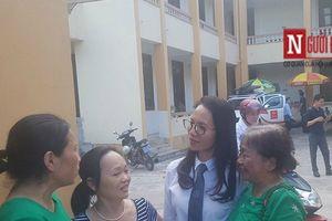 Nữ luật sư đứng 5 tiếng bào chữa cho BS Lương nói về thông tin bị 'tước quyền bào chữa'