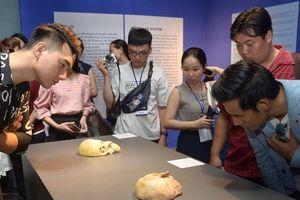 Họa sĩ - nhà điêu khắc Phạm Sinh: 'Triển lãm nội tạng và cơ thể người nhìn rất phi nhân tính'