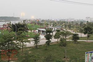 Phó Thủ tướng yêu cầu Bắc Giang kiểm tra việc cho mượn công viên làm sân tập golf