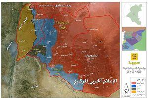Quân đội Syria tấn công dữ dội, phe thánh chiến muốn IS hoặc Al-Qaeda hóa
