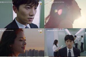 Teaser 'Familiar Wife' vừa ra mắt, vợ chồng Han Ji Min - Ji Sung gây 'sốt' sau Park Seo Joon - Park Min Young?