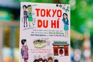 Nhật ký bằng tranh của một teen girl khám phá nước Nhật hiện đại