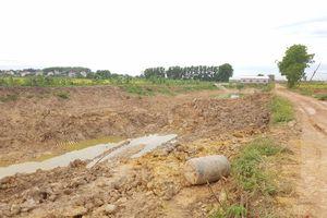 Bắc Giang: Huyện Yên Dũng chưa làm rõ trách nhiệm cá nhân, tổ chức khi buông lỏng quản lý tài nguyên khoáng sản