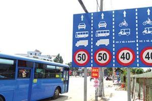Có nên giảm tốc độ tối đa trong đô thị?