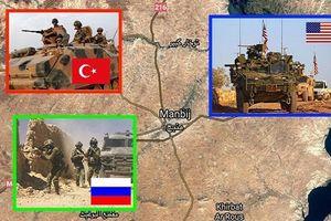 Syria: Mỹ bỏ rơi người Kurd, Thổ có trở mặt với Nga?