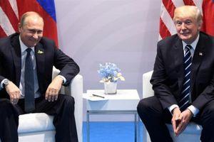 Thượng đỉnh Nga- Mỹ: Ông Trump hào hứng chờ đợi