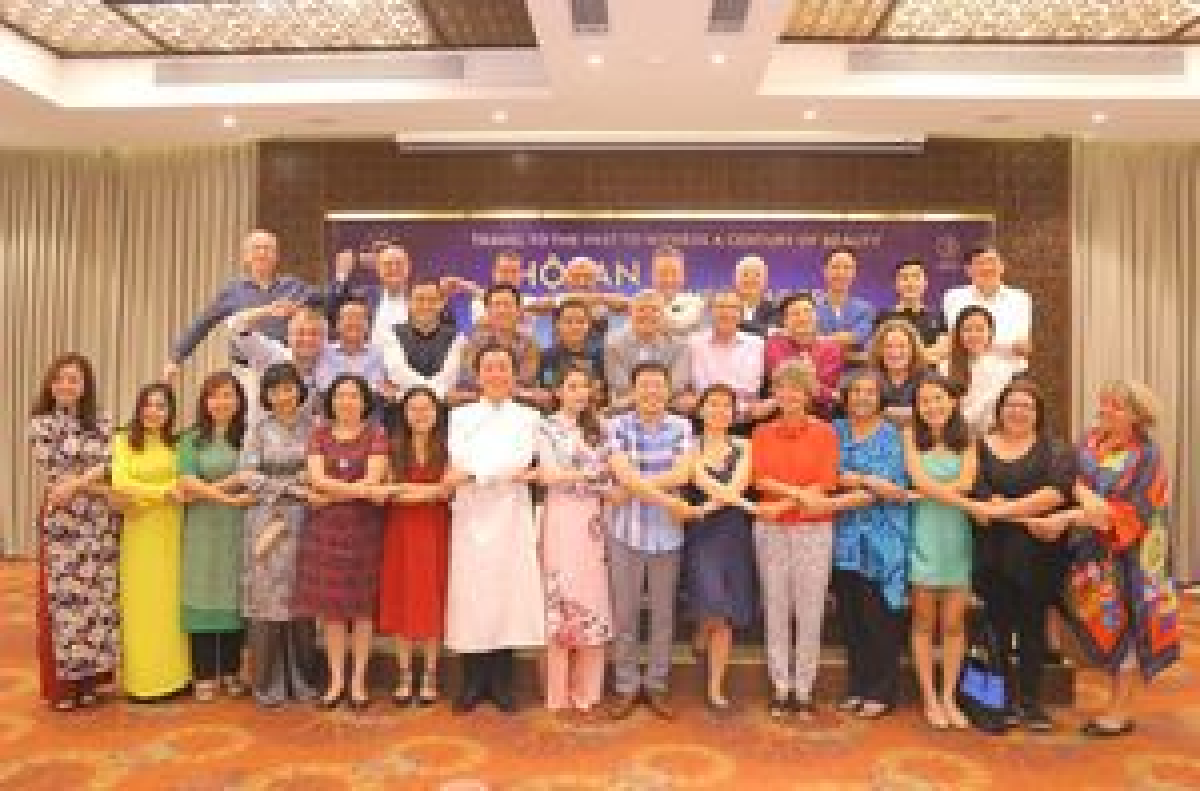 'Ký ức Hội An' - câu chuyện bên sông Hoài làm 'say lòng' Đại sứ quốc tế