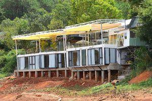 Đà Lạt, Lâm Đồng: Ngang nhiên xây dựng công trình trái phép tại hồ Tuyền Lâm