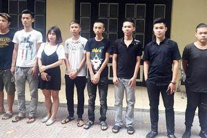 Hà Nội: Khởi tố 7 thanh niên đua xe dịp World Cup 2018