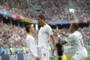 Hạ Uruguay 2-0, Pháp giữ chiếc vé đầu tiên vào bán kết World Cup 2018