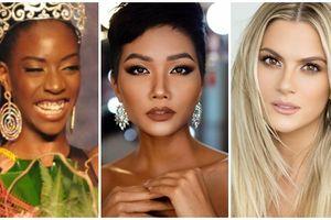 Dàn mỹ nhân đối thủ của H'Hen Niê tại Miss Universe 2018: Người đẹp tuyệt sắc, kẻ rất tầm thường