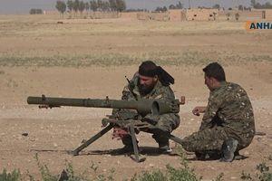 Mỹ yểm trợ SDF tấn công lớn đánh IS trên sa mạc nam Syria