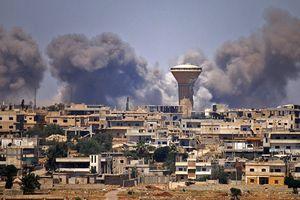 Chiến sự Syria: Quân chính phủ áp sát vùng biên giới giáp Jordan