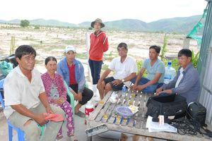 Tuy Phong (Bình Thuận): Hàng chục hộ dân kêu cứu vì đất bị lấy cho một cá nhân khác thuê