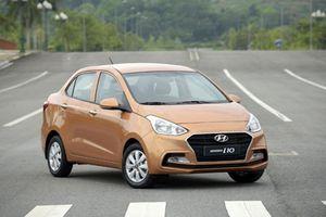 Bảng giá chi tiết cho từng mẫu ô tô Hyundai tháng 7/2018 tại Việt Nam