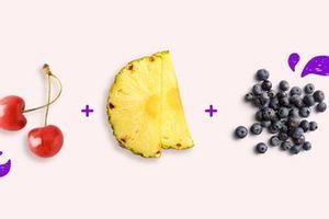 Các cặp hoa quả nên ăn cùng nhau để tăng cường sức khỏe