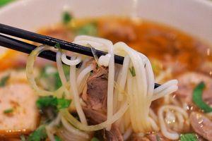 7 quán bún bò Huế mấy thập kỷ danh tiếng ở Sài Gòn