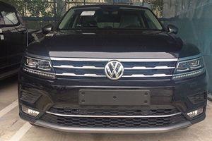 Volkswagen Tiguan Allspace mới giá 1,69 tỷ lăn bánh ở Hà Nội
