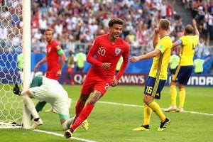 Tiễn Thụy Điển về nước, Anh vào bán kết World Cup sau 28 năm