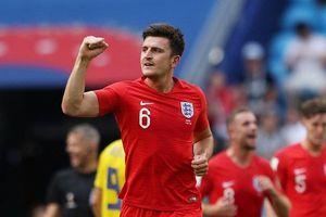 'Không kích' khoan thủng bê tông, Anh vào bán kết World Cup
