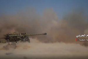 'Hổ Syria', Vệ binh cộng hòa dồn dập tấn công thánh chiến cố thủ ven Daraa