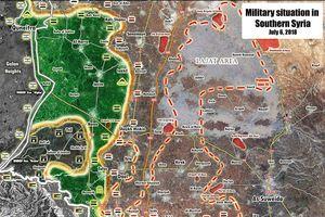 Quân đội Syria chiếm hàng loạt cứ địa, tổ chức nổi dậy lớn nhất Syria chuẩn bị đầu hàng