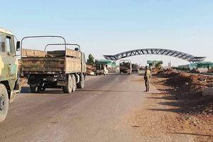 Đánh bại thánh chiến, quân đội Syria thượng cờ tại cứ địa trên biên giới Jordan