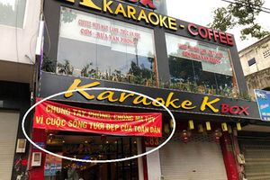 'Chiêu hiểm' và sự thật động trời bên trong quán karaoke Kbox
