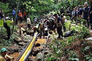 Thái Lan xác định thời gian giải cứu 12 cầu thủ nhí mắc kẹt trong hang