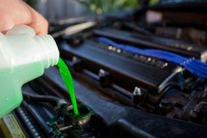 5 điều cần biết khi sử dụng nước làm mát ô tô