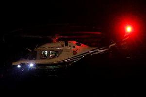 Vụ giải cứu đội bóng nhí Thái Lan: Trực thăng liên tục di chuyển tại khu vực cứu hộ
