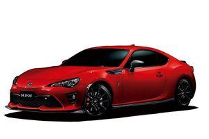Toyota 86 GR Sport diện mạo bắt mắt hơn, giá từ 34.000 USD