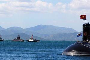 Việt Nam tự sửa chữa thành công tàu ngầm