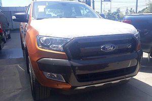 Chi tiết Ford Ranger 2018 bản thiếu giá 925 triệu tại Việt Nam