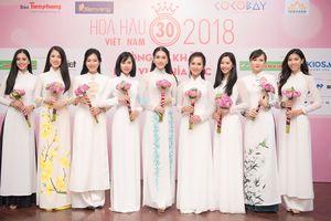 Những điều thú vị về thí sinh chung khảo phía Bắc Hoa hậu VN 2018