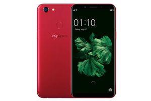 Bảng giá điện thoại Oppo tháng 7/2018: Hàng loạt sản phẩm giá giá mạnh