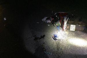 Thượng úy công an gặp tai nạn tử vong trên đường đến nơi làm việc