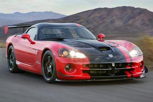 10 mẫu xe đến từ Mỹ có thành tích tốt nhất tại Nurburgring