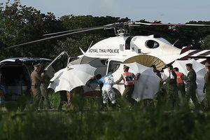 Thái Lan kết thúc đợt cứu hộ thứ 2, đã có 8 cầu thủ nhí được giải cứu