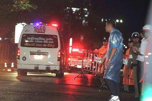 Công bố danh tính 4 thành viên đội bóng Thái Lan được giải cứu an toàn