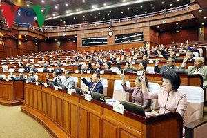 Quốc hội Campuchia ngừng hoạt động, mở đường cho bầu cử