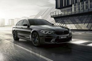 BMW 5-Series phiên bản đặc biệt Mission Impossible ra mắt tại Nhật