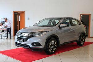 Honda HR-V mới bất ngờ xuất hiện tại Việt Nam