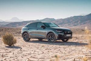 Siêu SUV Audi Q8 giá khởi điểm từ 89.224 USD tại Đức