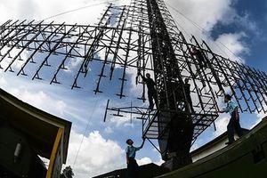Trạm radar nhìn thấu máy bay tàng hình gác trời miền Nam