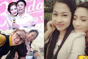 Ảnh tình cảm của Hoa hậu Đại dương Đặng Thu Thảo bên gia đình