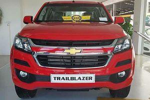 Chi tiết Chevrolet Trailblazer mới giá 995 triệu đồng tại Việt Nam