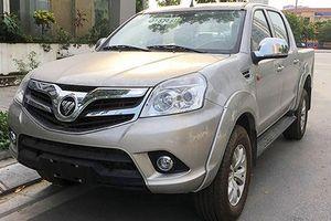 Xe bán tải Trung Quốc giá 614 triệu đồng 'cập bến' VN