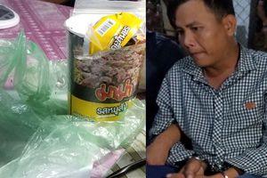 Bắt đối tượng vận chuyển 1,178kg ma túy tổng hợp dạng đá
